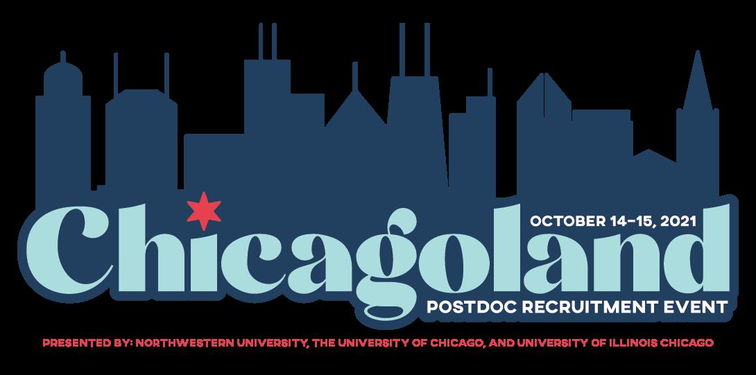 Chicagoland Postdoc Recruitment Event Logo